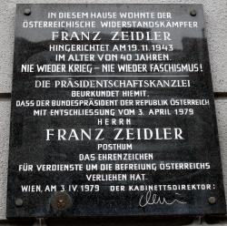 Franz Zeidler